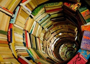 Well of Books via Superpunch