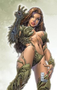 Image from Witchblade