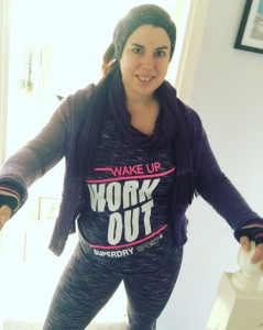Wake Up Work Out photo